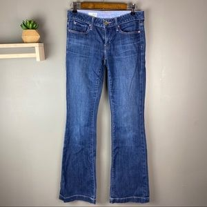 Gap 1969 long and lean jean size 26